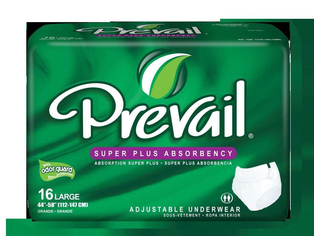 PREVAIL - תחתוני ספיגה מתכווננים