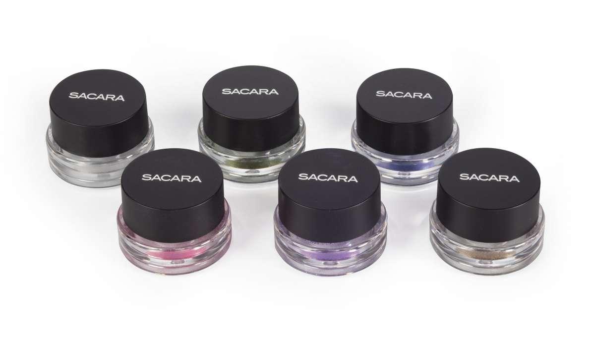 סט צבעי איפור מטאלי מקצועי לפנים ולגוף מבית SACARA מחיר 39.90 שח צילום קית גלסמן (3) (Custom)