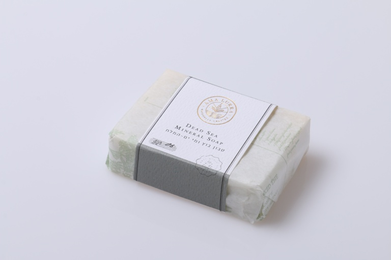 אמה לורה - סבון בוץ ים המלח