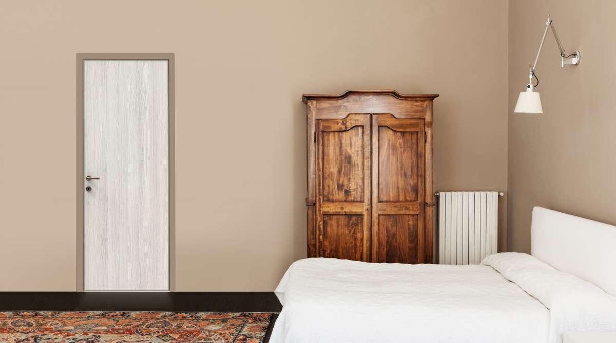קליל DOOR- בלגי עץ בהיר