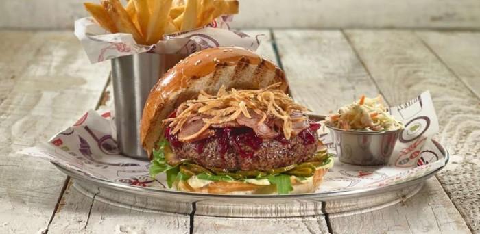 המבורגר נתח קצבים (צילום: יורם אשהיים)