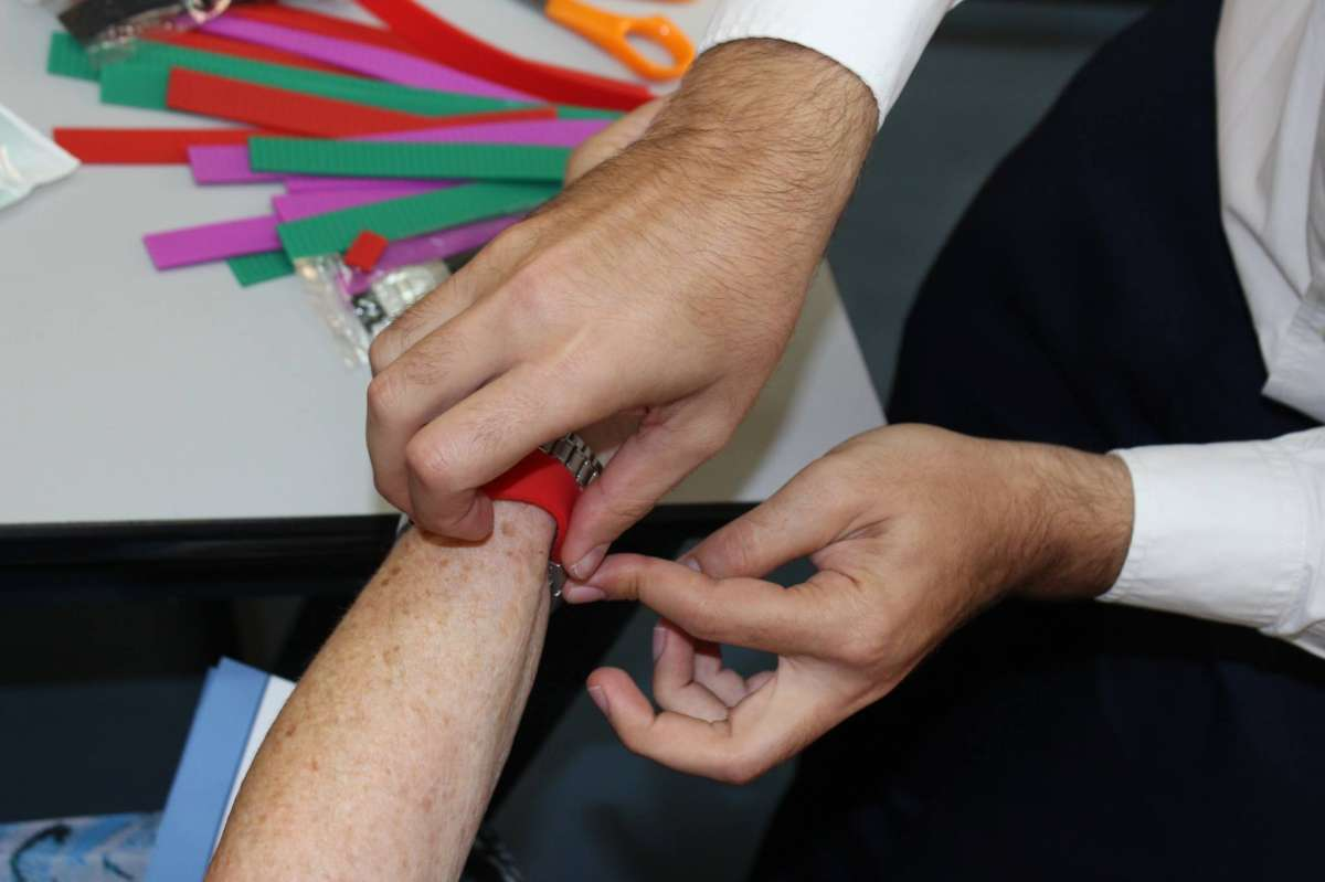 MyMDband lifesaving medical bracelets