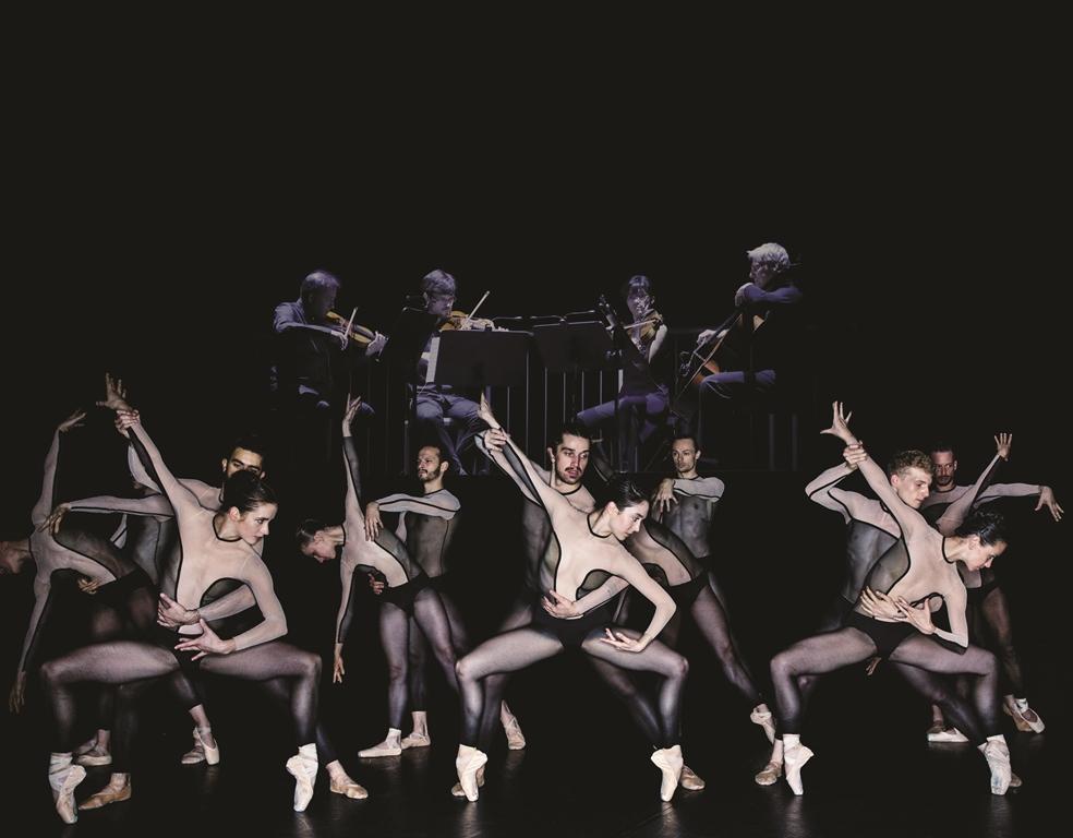 להקת דרזדן פרנקפורטצילום באדיבות האופרה הישראלית