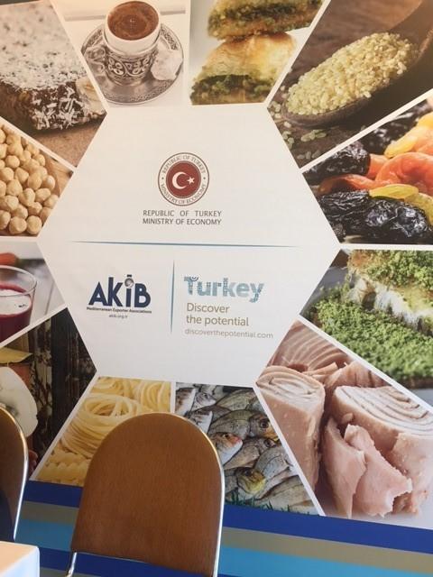 מזונות טורקיים