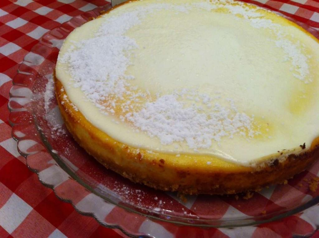 עוגת גבינה ניו יורק 1