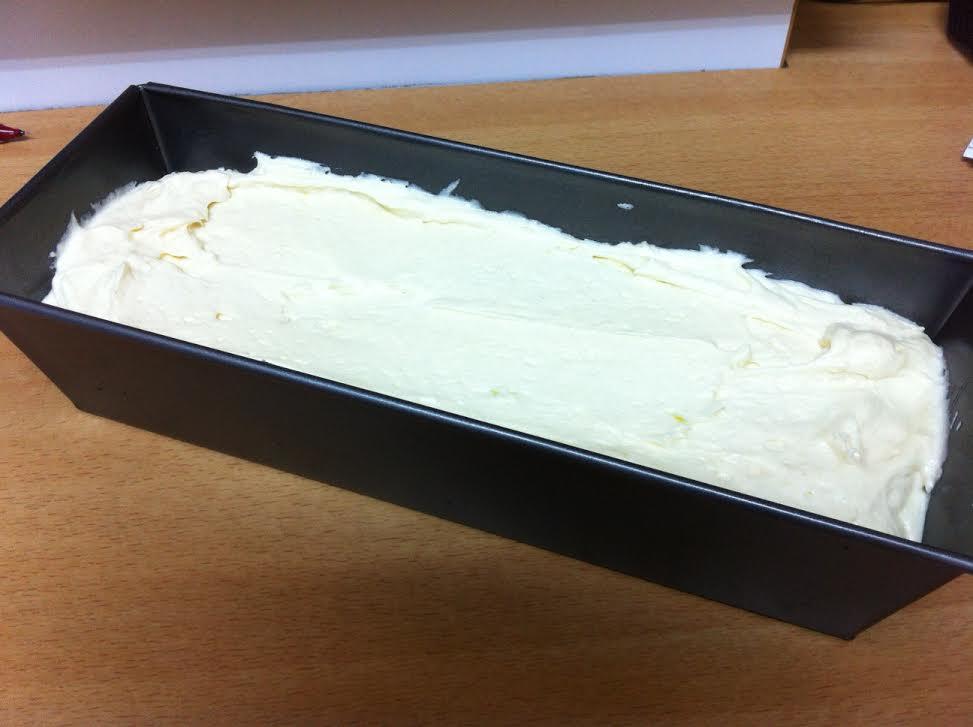 עוגת גבינה לימונית 1