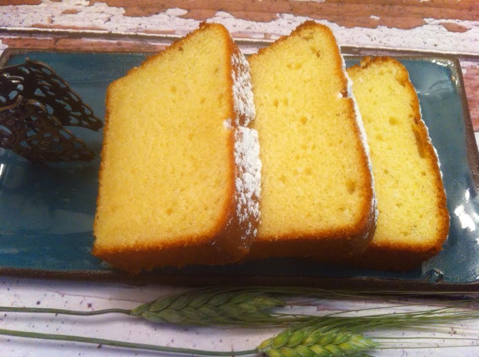 עוגת גבינה לימונית 4