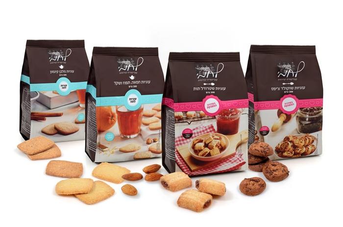עוגיות לחמי- מארז שקית