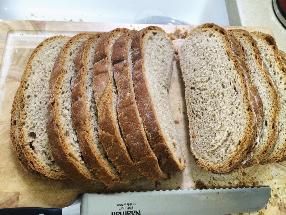 לחם שיפון פרוס - שופרסל