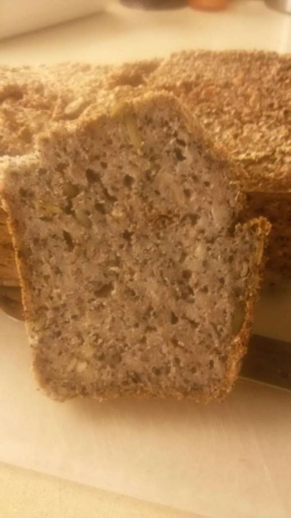 לחם כוסמת של סוזי