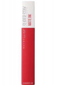שפתון עמיד matte ink מייבלין ניורק מחיר 42 שח צילום יחצ חול (21)