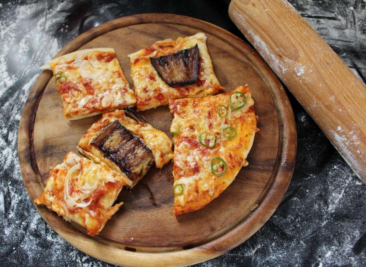 פיצה ביתית צלמת: כרמל מילנר-סער