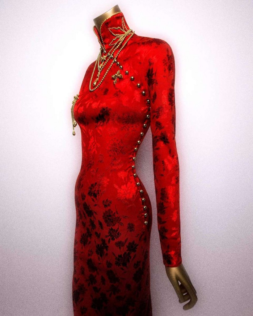 15. Dress, John Galliano for House of Dior, Fall 1997 s