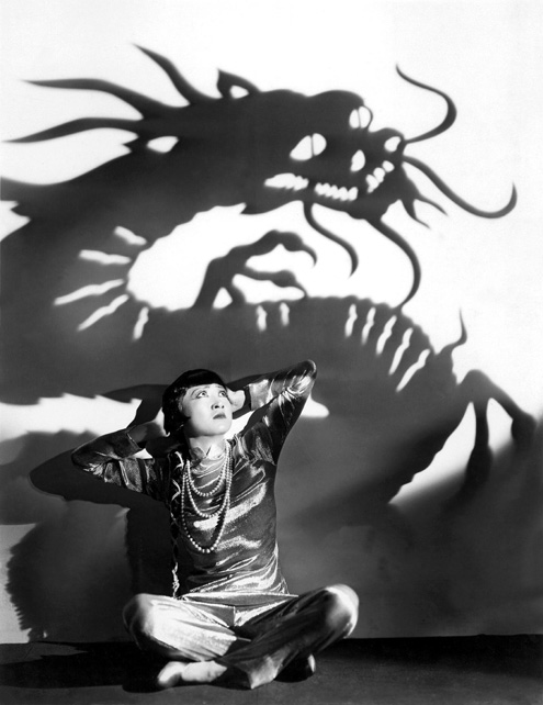 Film still from Daughter of the Dragon, 1931