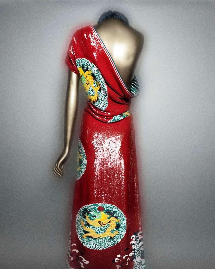 07. Dress, Tom Ford for Yves Saint Laurent, Fall 2004 s