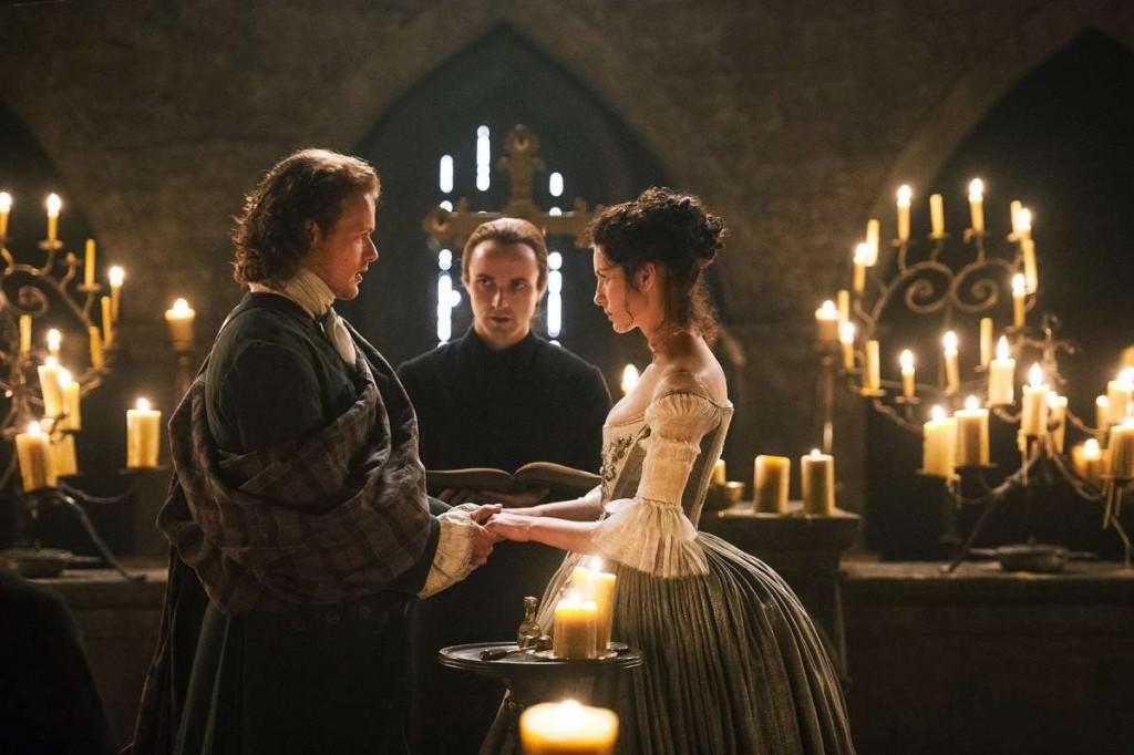 Jamie-Claire-Outlander