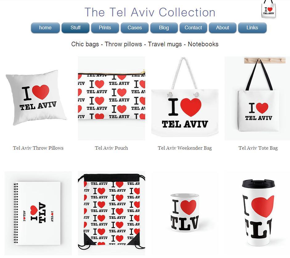The Tel Aviv full collection presentation