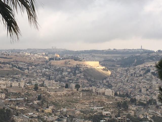 ירושלים טיילת ארמון הנציב
