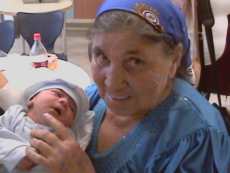 סבתא ועומר, בבית החולים